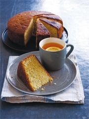 Orangen-Mohn-Kuchen