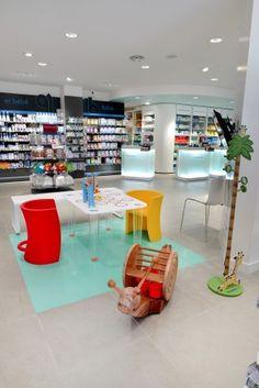 Espace enfants - Pharmacie Le Bihen à Trignac.