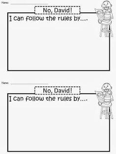No David - Activities | Fun activities