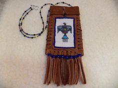 Handmade OOAK Native Inspired Thunderbird by LittleCanaryandCo
