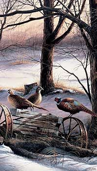 Pheasants by Terry Redlin