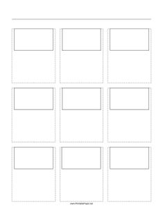 more free storyboard templates writing pinterest storyboard teaching art and prompts. Black Bedroom Furniture Sets. Home Design Ideas