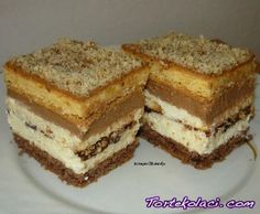 Najbolji domaći recepti za pite, kolače, torte na Balkanu Polish Recipes, My Recipes, Baking Recipes, Cake Recipes, Dessert Recipes, Polish Food, Albanian Recipes, Croatian Recipes, Albanian Food