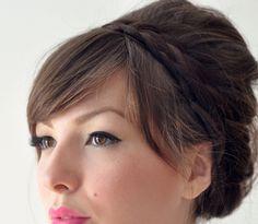 Beauty School: Bridal Hair Tutorial - Two In One