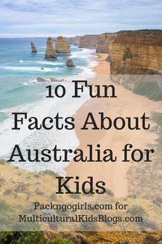 10 fun facts about Australia for Kids! Your child will love learning about this fascinating country and continent. Australia Fun Facts, Australia For Kids, Australia Travel, Australia Kids Crafts, Australia Day Craft Preschool, Fun Facts For Kids, Activities For Kids, Easter Activities, Kids Fun