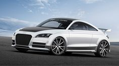 WANT. Gallery: the Audi TT Ultra Quattro Concept - BBC Top Gear