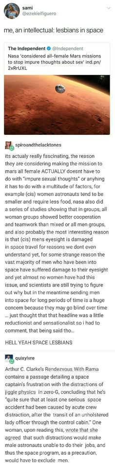 Yeah, that's true with classrooms too. Mixed (with cis) works better for guys, while only female works better with girls.<<<< i disagree i think a mix is better The More You Know, Look At You, Good To Know, Tumblr Stuff, Science, To Infinity And Beyond, Faith In Humanity, Fandoms, Equality
