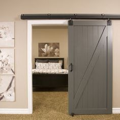 Farm Door Design Indulgence SERENBE ORGANIC LIFE SHOWHOUSE
