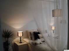 en liten titt in i sovrummet - Ett inredningsalbum på StyleRoom av sanna1234