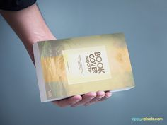 Softcover Book Mockups Volume 4