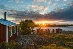 Brändöskär, Luleå skärgård, Norrbotten, Sweden. 16 June 2014.