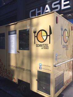 Schnitzel Truck NYC