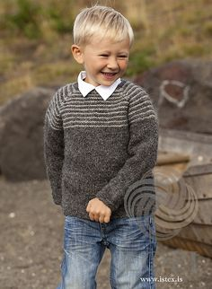 Ravelry: Limepop Sweater Pattern By Terr - Diy Crafts - maallure Baby Knitting Patterns, Knitting For Kids, Knitting Stitches, Knitting Projects, Gros Pull Mohair, Pull Bebe, Creation Couture, Boys Sweaters, Baby Cardigan