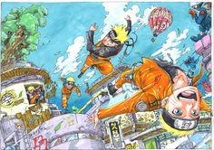 Uzumaki Naruto by Jigmetenzin on DeviantArt