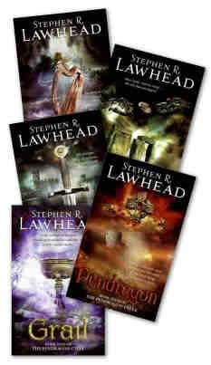 The Pendragon Cycle by Stephen Lawhead. This is the best Arthurian Legend series that I have read thus far. Love it! :0)