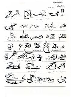 Calligraphy Alphabet Tutorial, Caligraphy Alphabet, Calligraphy Lessons, Arabic Calligraphy Design, Typography Alphabet, Calligraphy Practice, Arabic Calligraphy Art, Calligraphy Letters, Arabic Alphabet