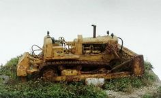 Allis chalmers bulldozer . 1:50 by Andreas Rousounelis models