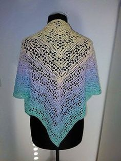 Ravelry, #crochet, free pattern, wrap, shawl, #haken, gratis patroon (Duits), omslagdoek, #haakpatroon