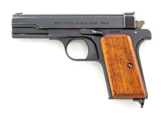 """A prewar Hungarian Fémarú Fegyvergyár (""""Arms Factory"""") Model 29M, manufactured in Budapest, in extremely fine condition"""