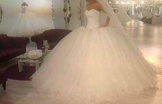 Sheath Wedding Dresses Real Photo Luxury Bling Sweetheart Lace Up Princess Tulle Beaded Wedding Gowns Wedding Dress Ls091948 Low Back Wedding Dresses From Lenafashion, $112.05  Dhgate.Com