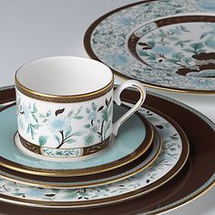 Marchesa Palatial Garden 5-piece Dinnerware Place Setting by Lenox