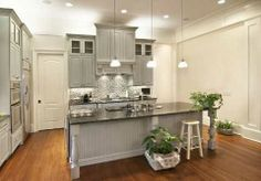 Gray Kitchen Cabinets Pictures