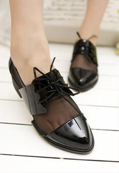 Black Mesh Loafers                                                                                                                                                                                 More