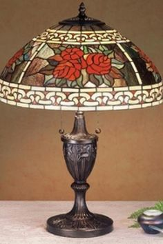 $377.99 - 25 Inch H Roses & Scroll Table Lamp Table Lamps. If you like this, drop me a message. we we can also negotiate! Shop and Own it! ;) Click on link to view more http://www.hipswap.com/shop/shop2ownnegotiate