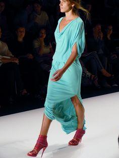 Model Escada Sport Spring/Summer 2013 - Mercedes Benz Fashion Week - http://olschis-world.de/  #Escada #Womenswear #Fashion