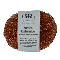 Redecker Copper Pot Scrubbe...