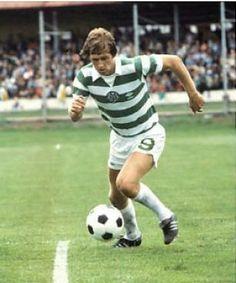 Tom McAdam of Celtic FC.