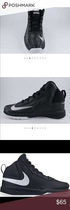 c32409cd27dd Nike new boys basketball shoe Basketball shoe new without box or tags Nike  Shoes Sneakers
