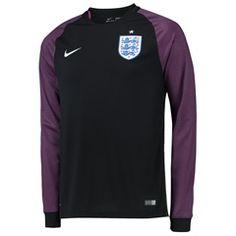 England Goalkeeper Shirt 2016