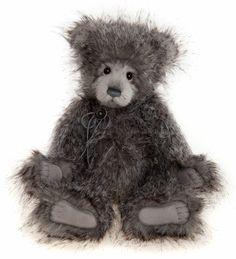 Charlie Bear Tallulah 2015 Teddy Bear Cottage - Collectable Charlie Bears