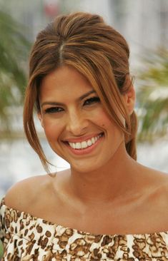 Best hot date hair half updo eva mendes and updo eva mendes photos photos cannes we own the night photocall pmusecretfo Choice Image