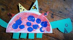ARTventurers - art and crafts for kids: dinosaur crafts
