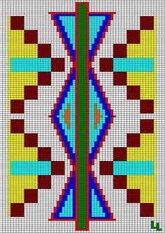Free abd easy bead pattern