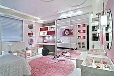 quartos de menina grandes e modernos - Pesquisa Google
