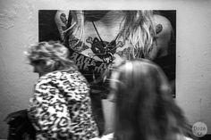 "Doze™ European Tour - Amsterdam -  Collage of 90 x 132 from ""Jardin Délire & Délice"" Street Art Paper on wall.  Doze™ Secretlab™ www.secretlab.org #streetart #graffitiart #paperonwall #europe #postgraffiti"