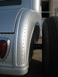 Hot rod rivets