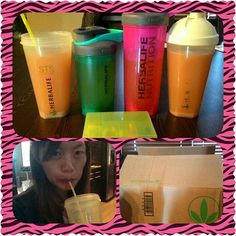 #DailyRoutine #2L  Thank you #Herbalife! Let me receive my #HAP order this fast!! #Awesome feeling receiving my order in the #morning and enjoying my morning drink