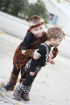 I originally posted this over at Train to Crazy for Andrea's Handmade Costumes Series. In case you missed it… Today I'm sharing a tutorial for my family's Halloween costumes from last year, cavemen. As you can see, it works for any age or gender, and is a fast and fun costume. I posted pics of …