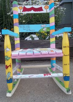 Dr. Seuss Chair