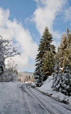 Winter.. Mountainous Arcadia, Greece | Flickr - Nasos Efstathiadis Photography