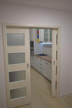 Home Projects, Design Projects, Kitchen Decor, Kitchen Design, Dream House Exterior, Bedroom Layouts, Design Case, Dressing, Locker Storage