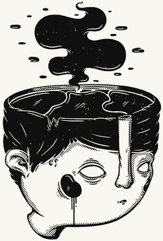 Parallèle Zine // The Unexplained by Christi du Toit, via Behance