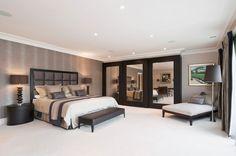 Contemporary Bedroom by Alexandra Dixon Interiors