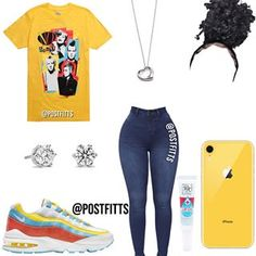 Best Cute Outfits For School Part 15 Boujee Outfits, Baddie Outfits Casual, Swag Outfits For Girls, Cute Teen Outfits, Cute Outfits For School, Teenage Girl Outfits, Cute Comfy Outfits, Teen Fashion Outfits, Dope Outfits