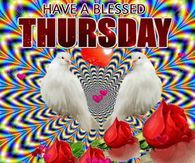 Have A Blessed Thursday Quote