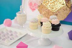 Pastel Geometric 3rd Birthday Party via Kara's Party Ideas   KarasPartyIdeas.com (35)